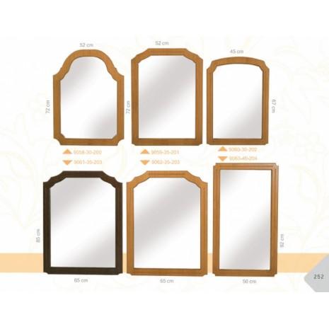 Καθρέπτες τοίχου 9058-9063